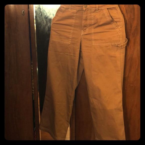 fd43734768 wild fable Jeans | Honey Brown High Waisted Wide Leg | Poshmark